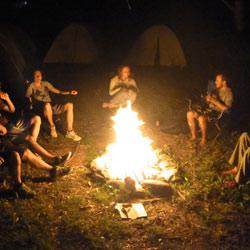 Byron Tours Camping