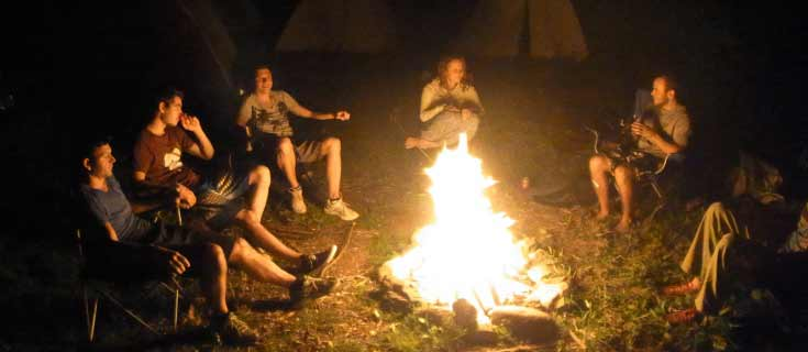 Top 5 Camping Tips from the Adventure Experts