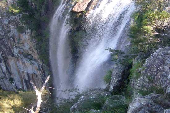 Minyon Falls Byron Hinterland Tours